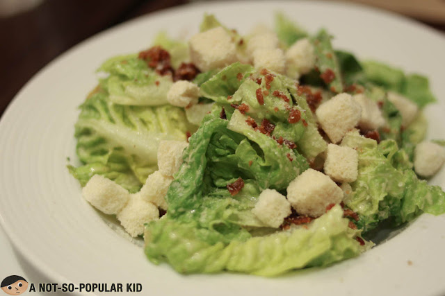 Caesar Salad of Pancake House