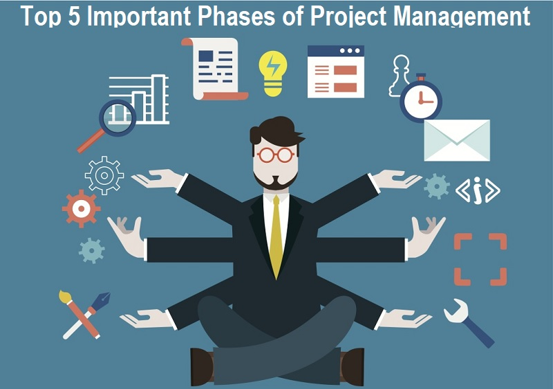 Top 5 Important Phases of Project Management