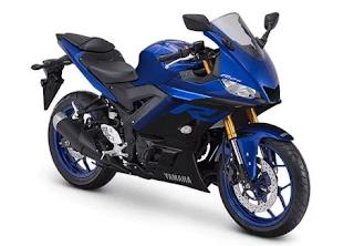 Harga Motor Yamaha YZF-R15 dan Spek yang Diusung