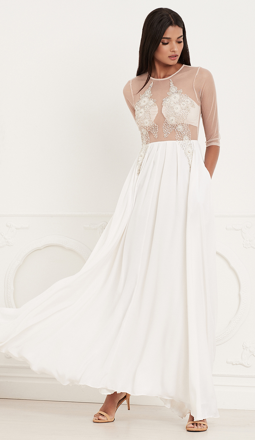 LURELLY Provence Gown