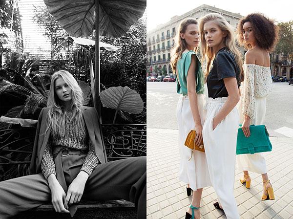 Massimo Dutti tendencia moda mujer primavera verano