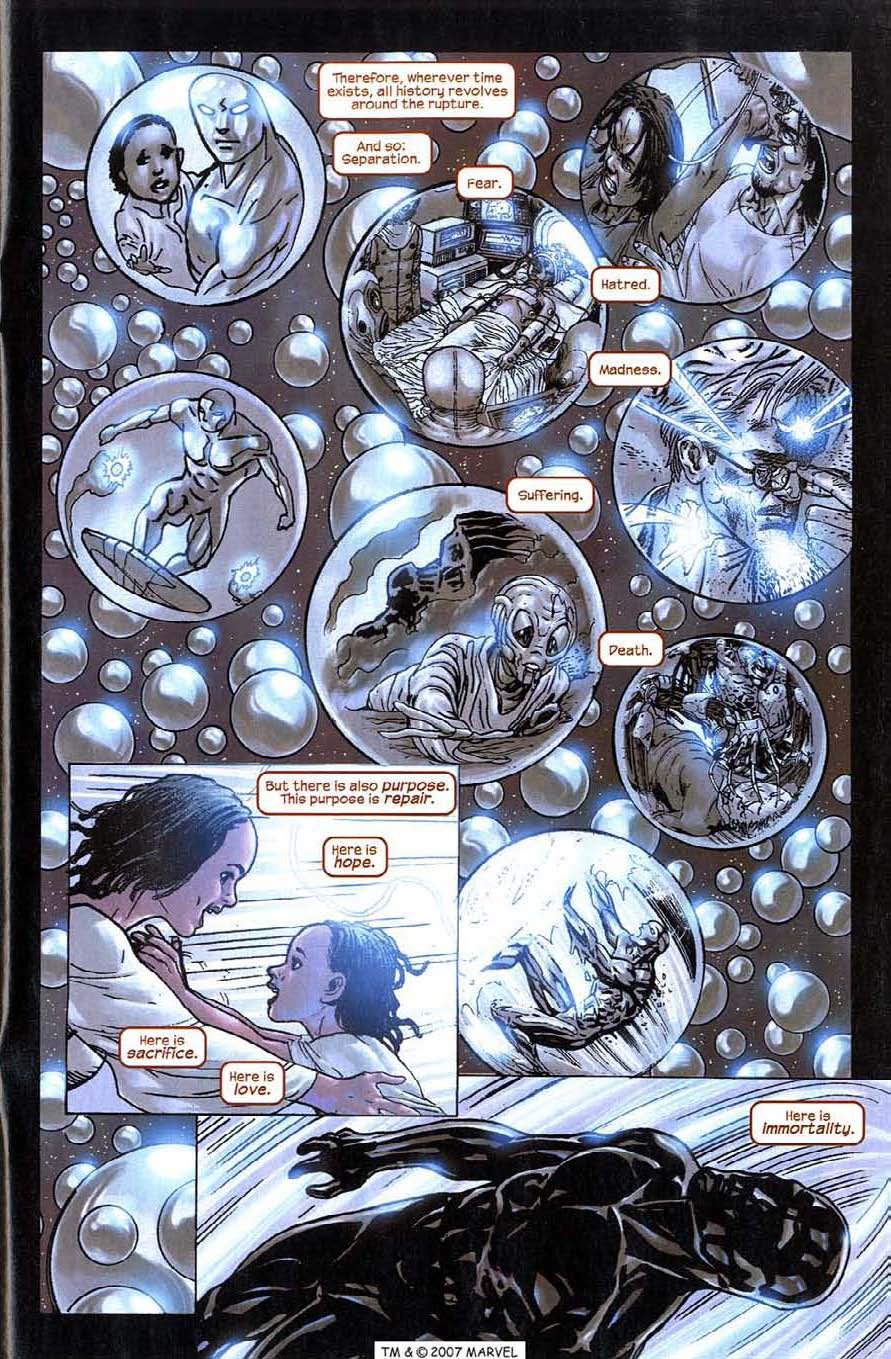 Read online Silver Surfer (2003) comic -  Issue #14 - 17