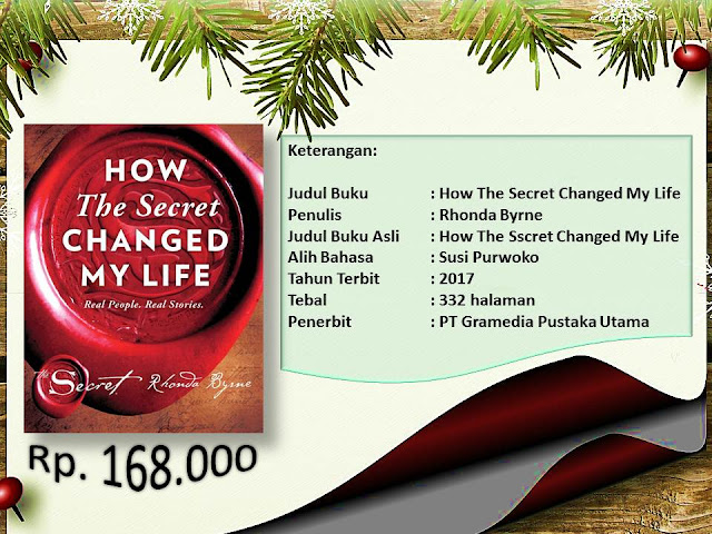 Review Buku: How The Secret Changed My Life