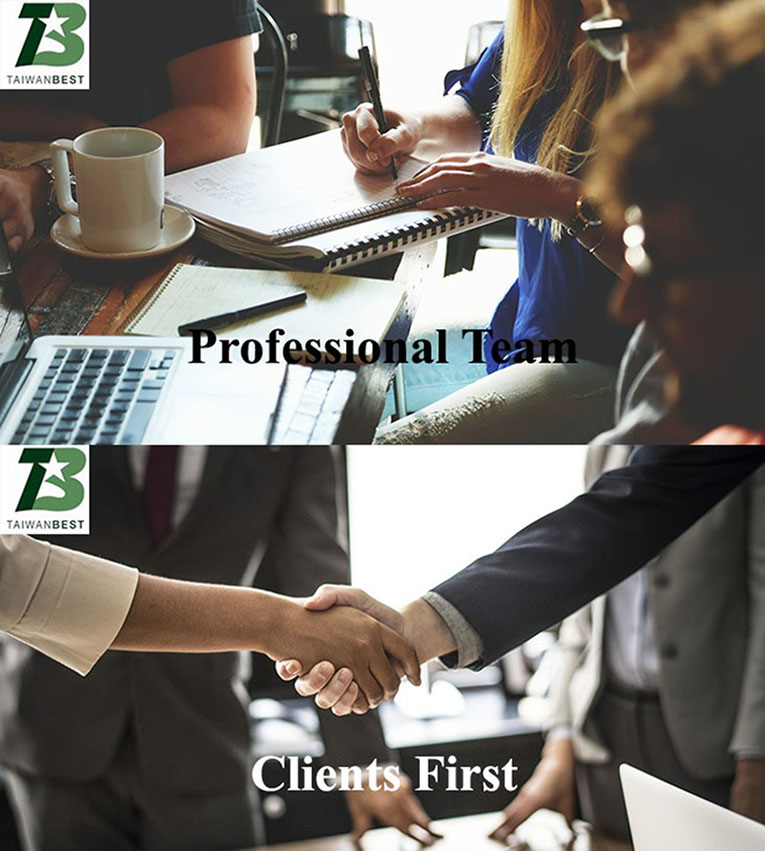Professional Team, Clients First