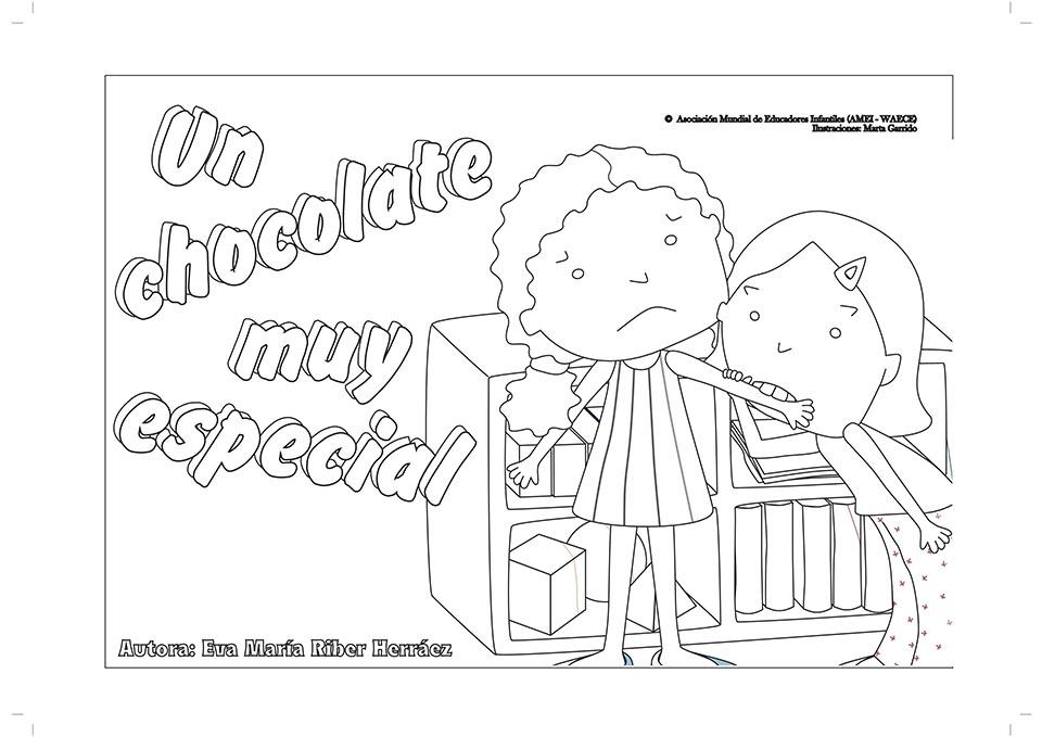un chocolate muy especial