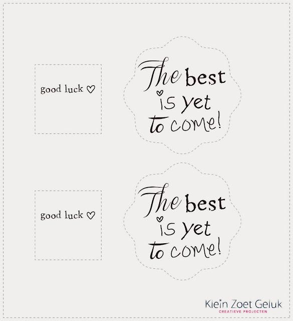 print - Good Luck