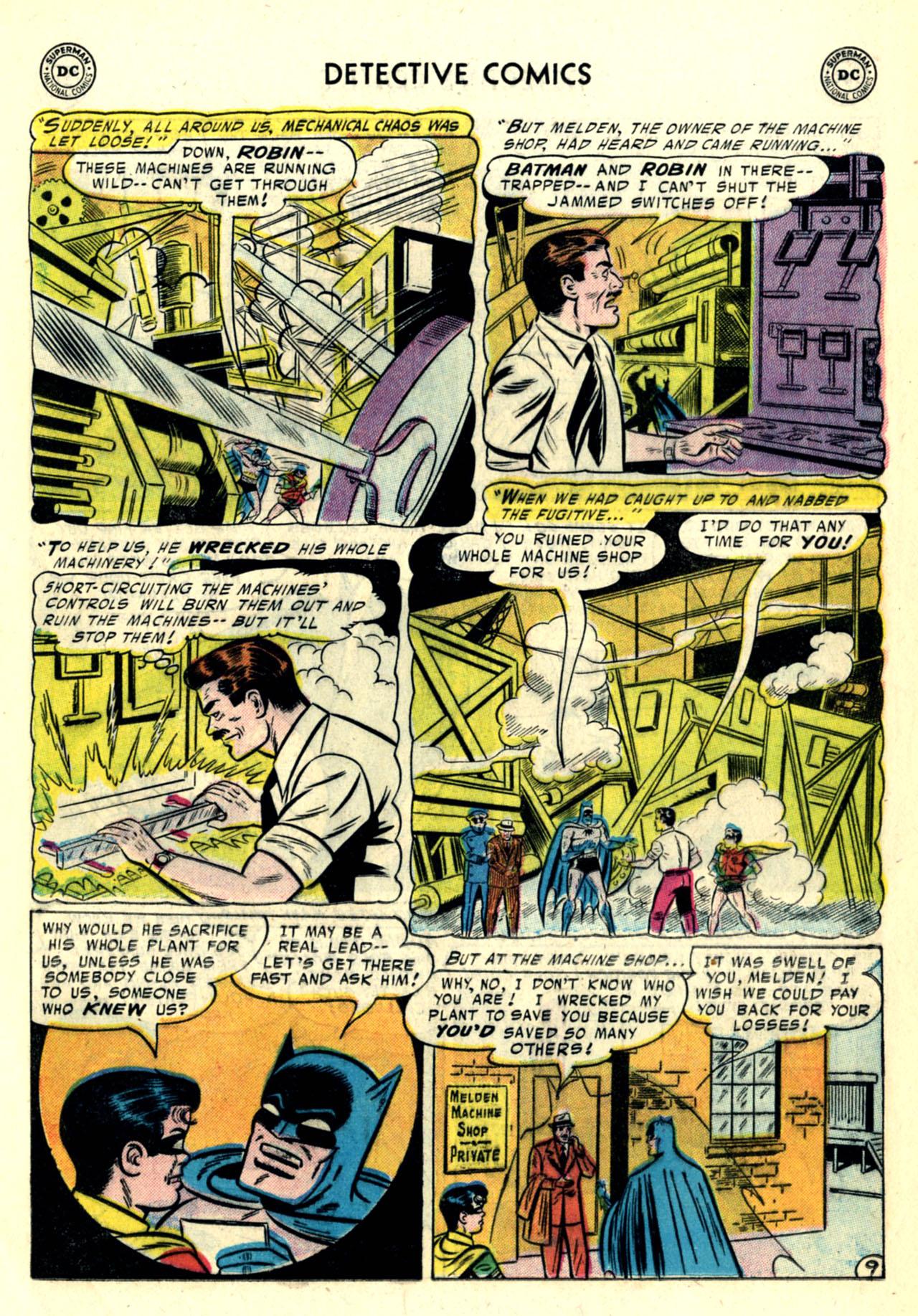 Detective Comics (1937) 234 Page 10