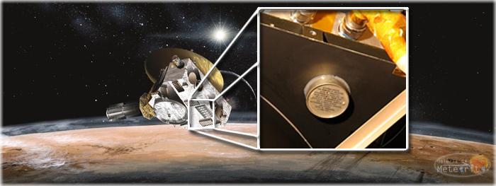 9 coisas secretas na sonda New Horizons de Plutão