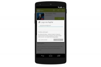 Google Play Store Hadirkan Fitur Pembayaran Via PayPal