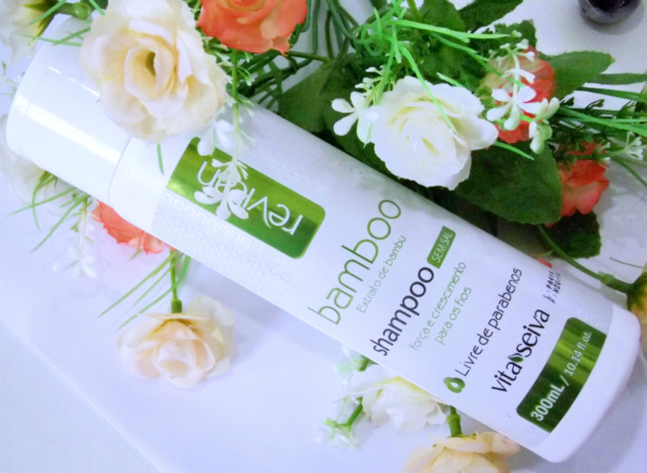REVIEW: Shampoo Revitah Bamboo - Vita Seiva