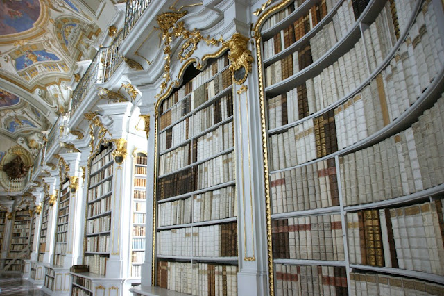 Stiftsbibliothek Admont - Das achte Weltwunder