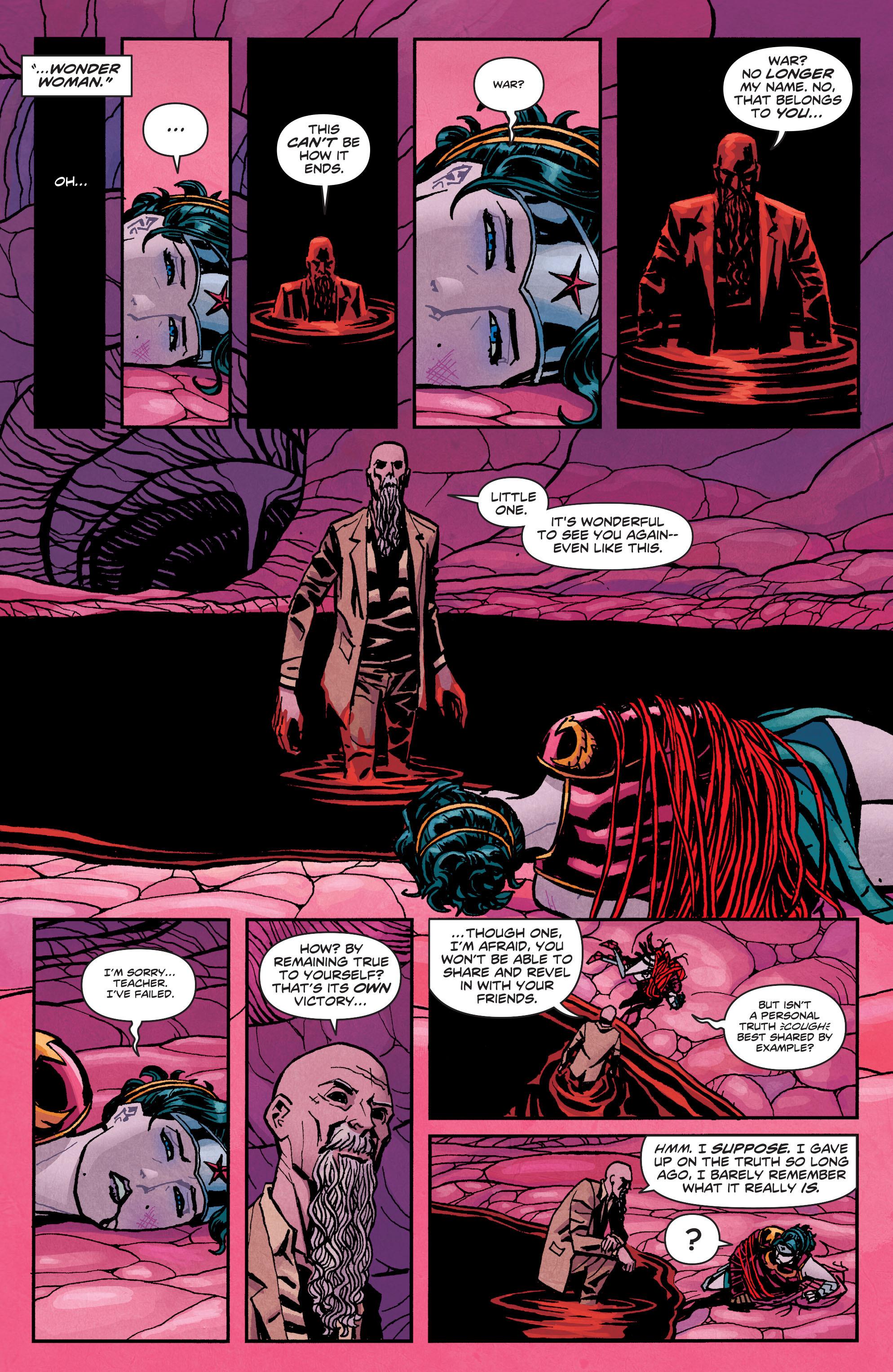 Read online Wonder Woman (2011) comic -  Issue #34 - 4