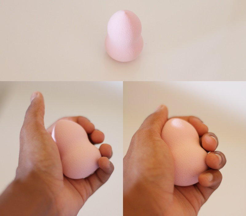 Esponka réplica da beauty blender Sammy Dress