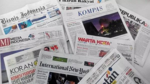 Pengertian Media Cetak (Perkembangan Media Informasi di Indonesia)