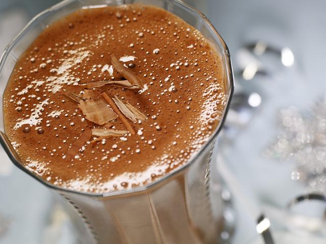 Chocolate decadence smoothie