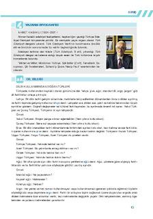 9. Sınıf Türk Dili ve Edebiyatı Ders Kitabı Cevapları Sonuç Yayınları Sayfa 13