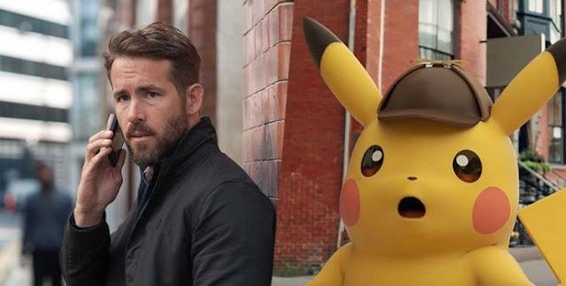 Live-action de Detetive Pikachu será distribuído pela Warner Bros.