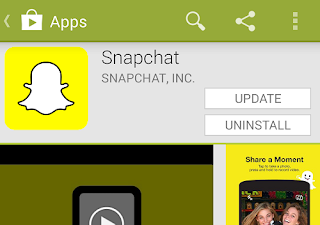 snapchat latest app