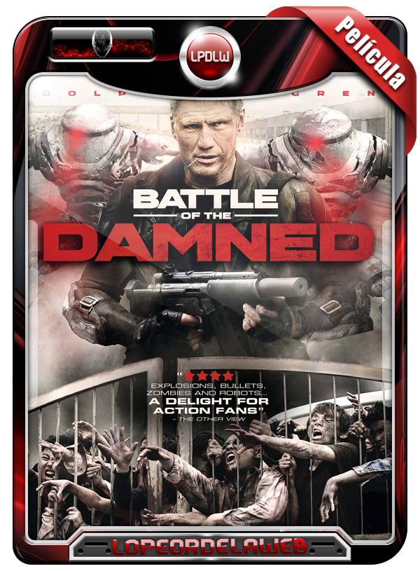 Battle of the Damned (2013) | La Batalla de los Malditos