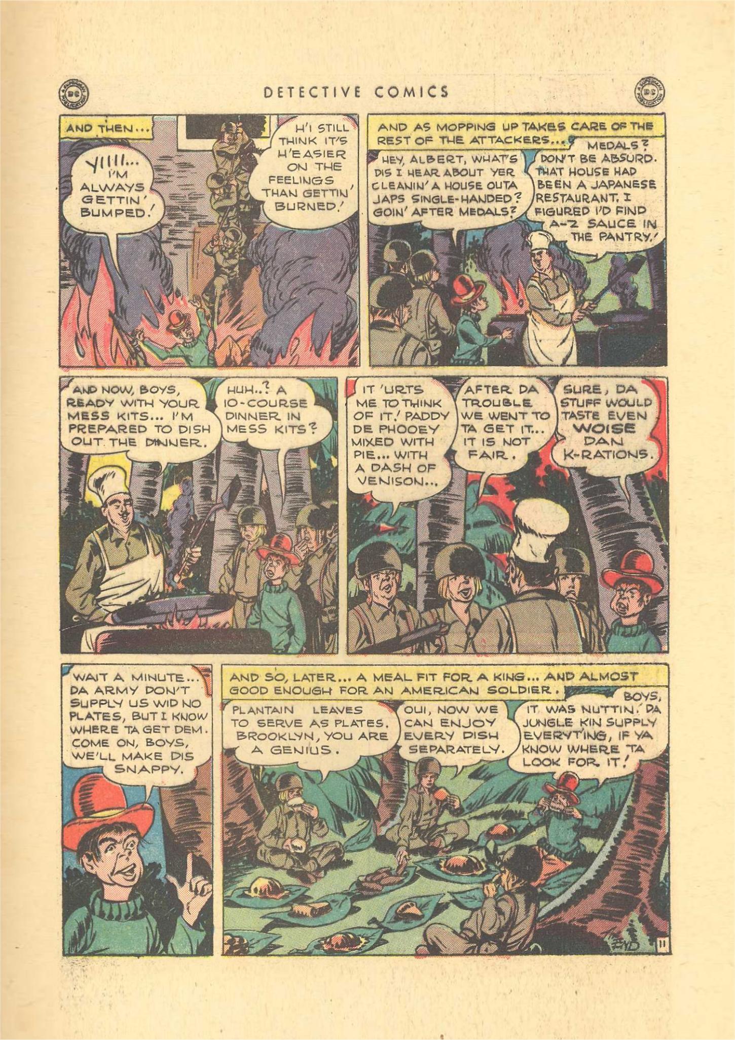 Read online Detective Comics (1937) comic -  Issue #109 - 49