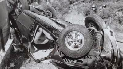 Grace Kelly Unfall