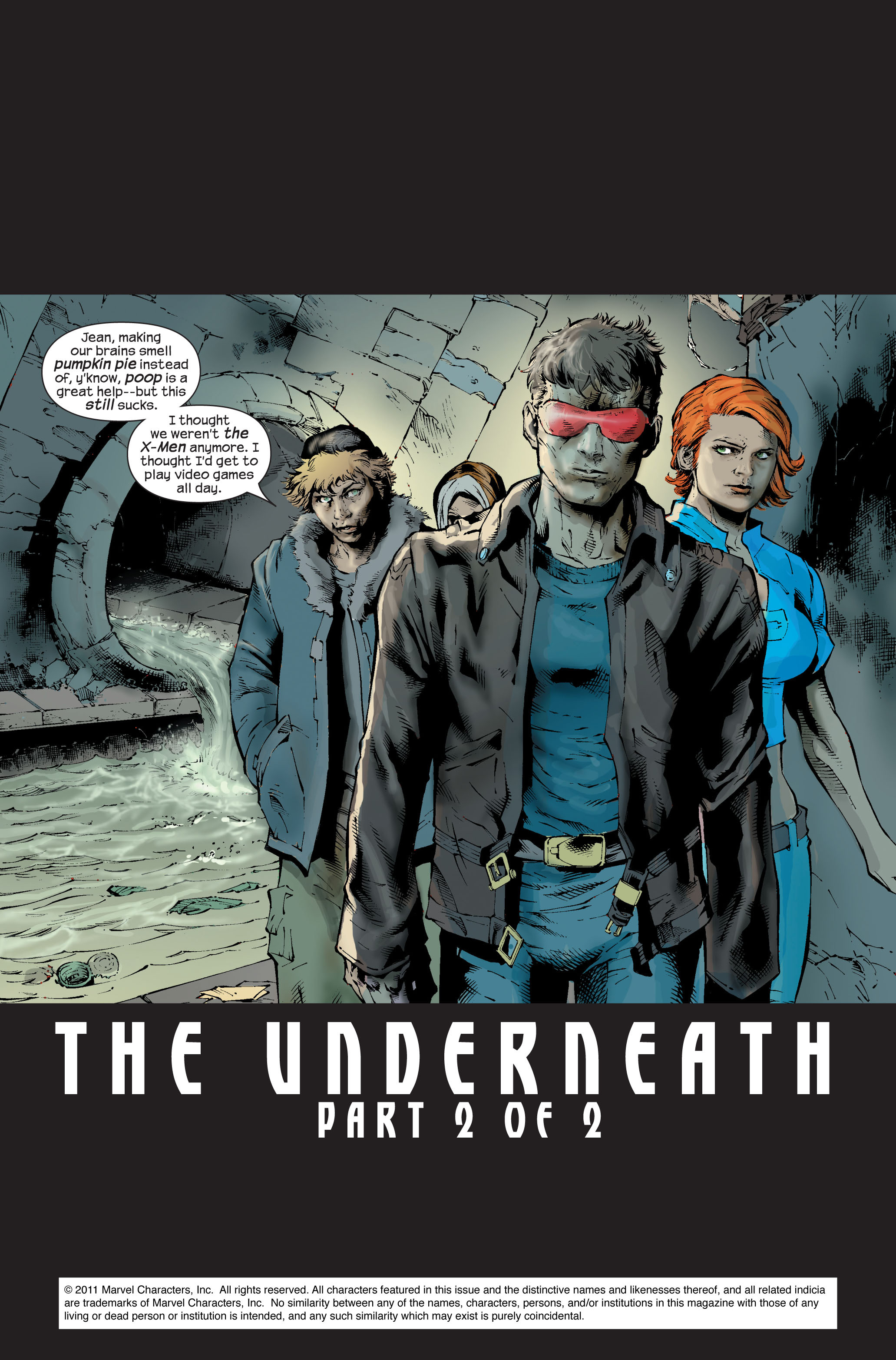 Read online Ultimate X-Men comic -  Issue #83 - 2