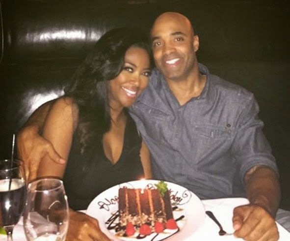Kenya Moore finds out boyfriend James Freeman is married