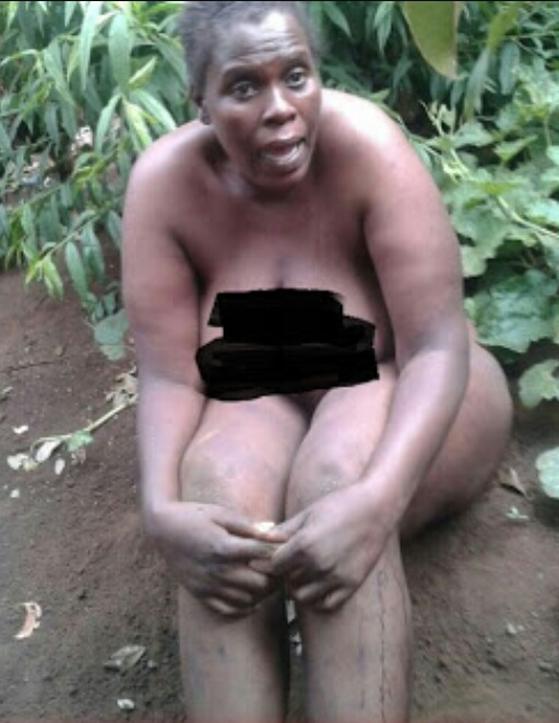 PART WOMAN SOUTH NAKED OF AFRICAN