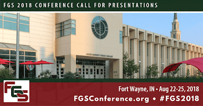 FGS 2018 Conference Call for Presentations Now Open
