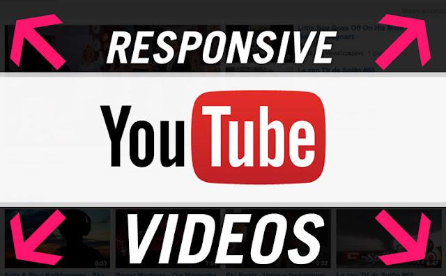 Tối ưu video Youtube chuẩn Responsive khi nhúng vào Blogger/Blogspot- VanThangIt.Com