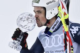 ESQUÍ ALPINO - Peter Fill se convierte en el primer italiano campeón en descenso