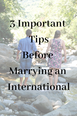 3 Important Tips For Marrying an International- My personal experience to help your intercultural marriage experience #crossculturalrelationship #mixedmarriage