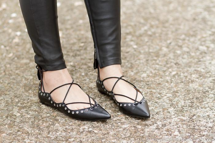 BLog adicta a los zapatos clon Zara Isabel Marant