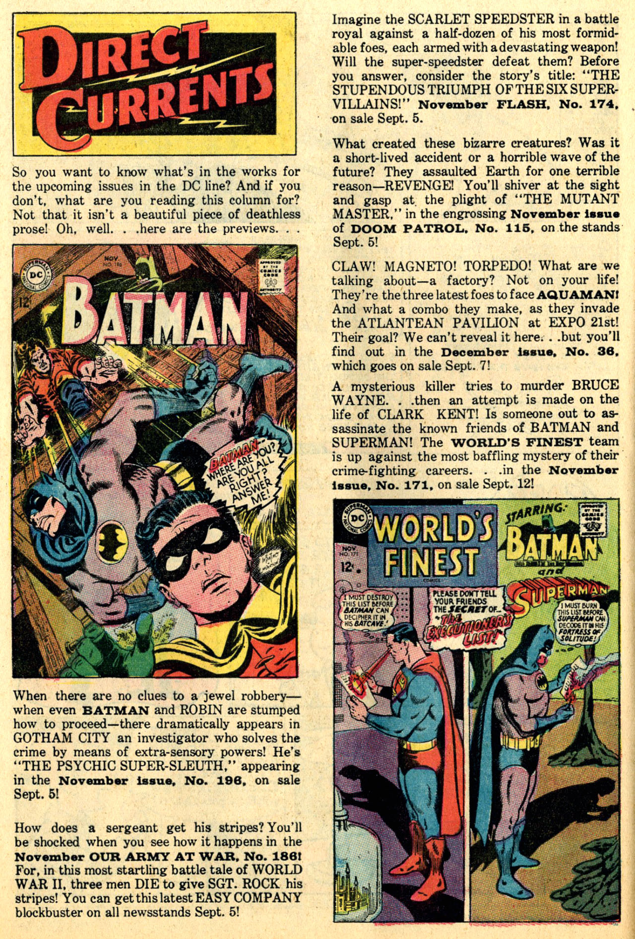 Detective Comics (1937) 368 Page 30