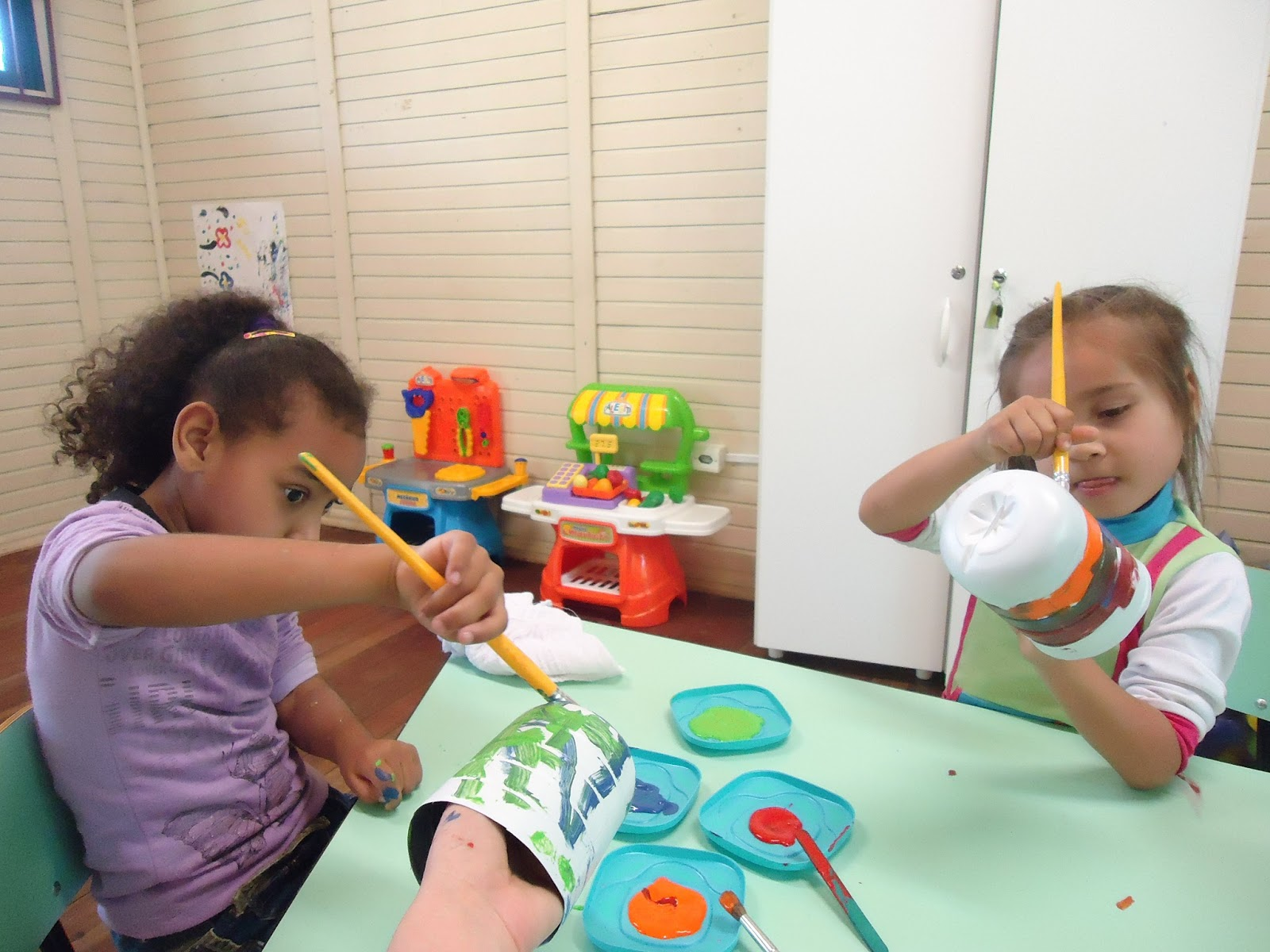 Muitas vezes EMEF de Surdos Bilingue Salomão Watnick: Educação Precoce JC43