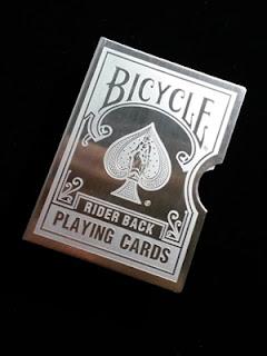 toko sulap jogja Card Clip Ukir
