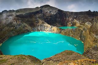 Danau Paling Indah di Indonesia