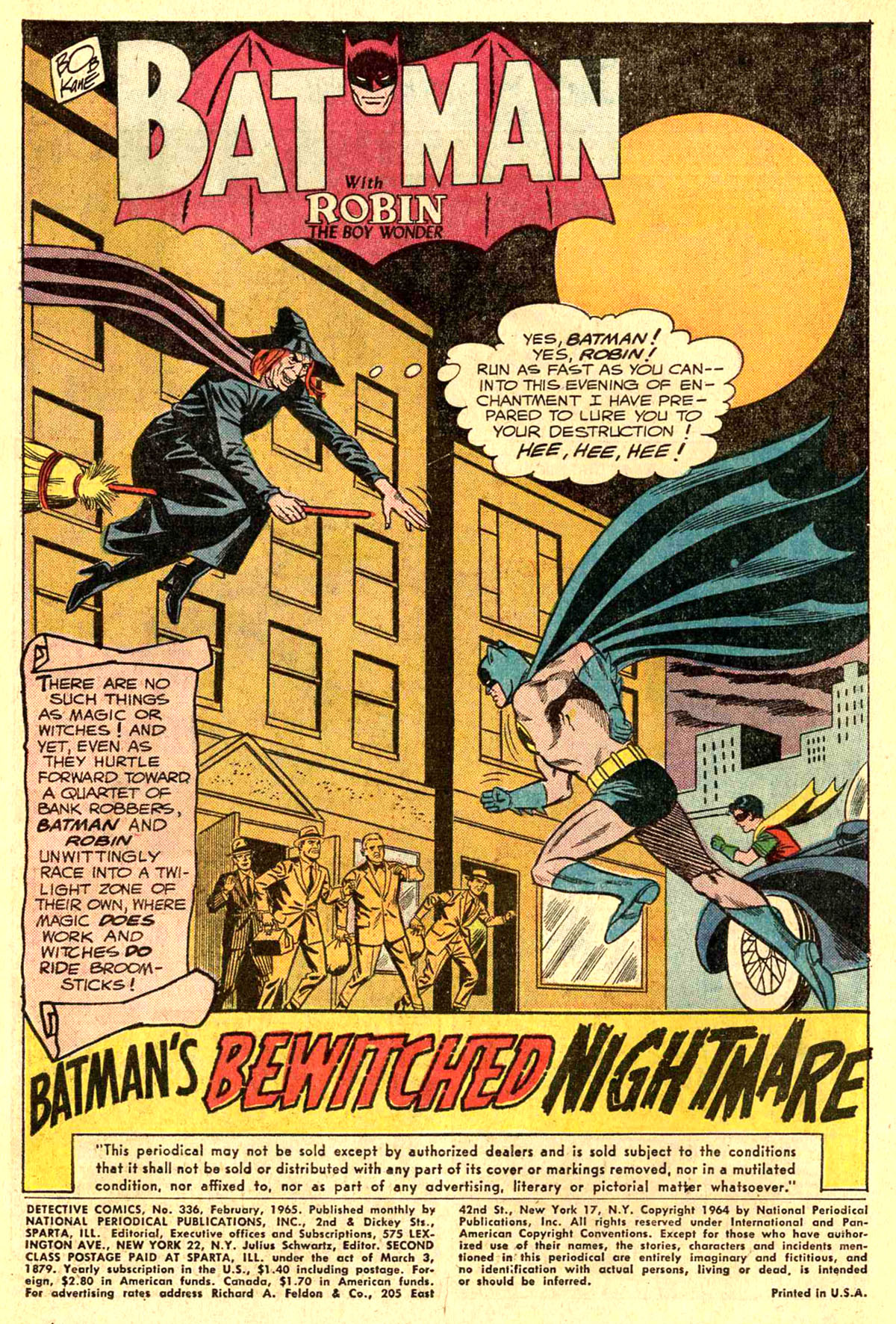Detective Comics (1937) 336 Page 2