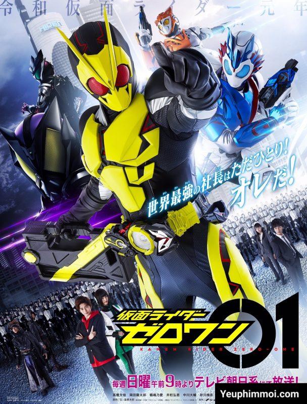 Kamen Rider Zero-One - Việt Sub (2019)