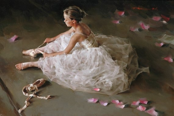 Stephen Pan 1963 | Chinese Figurative painter