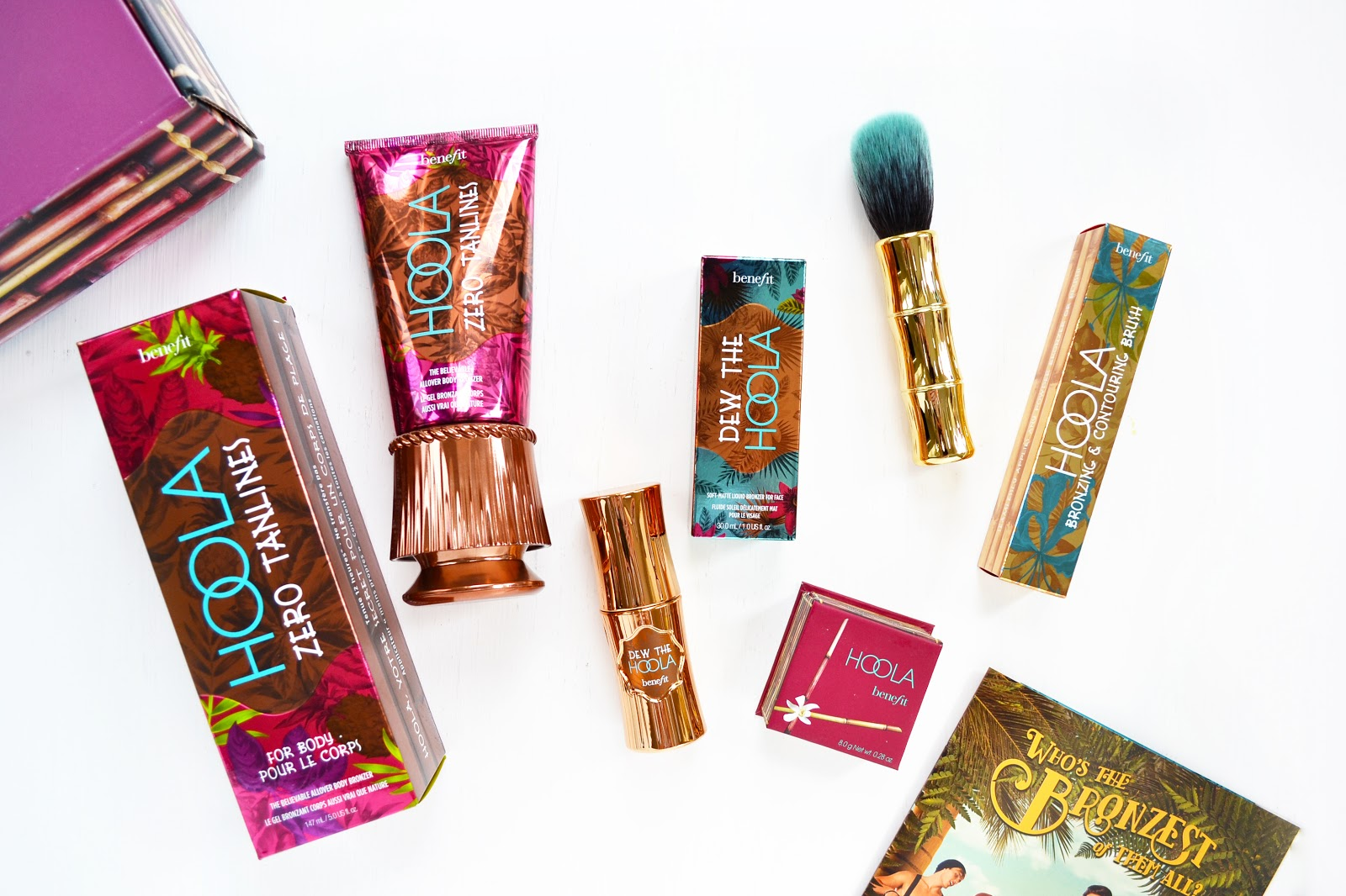 Benefit Launches 3 New Hoola Products