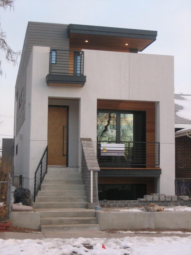 Minimalist Design Small House 4