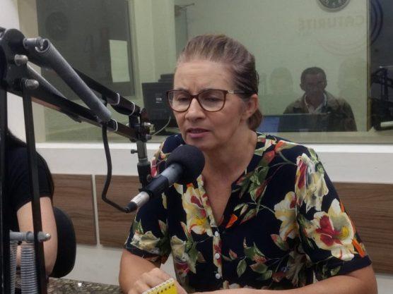 Secretária da Casa da Criança Doutor João Moura faz apelo por doações