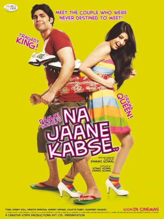 Poster Of Na Jaane Kabse 2011 Hindi 720p HDRip Free Download Watch Online