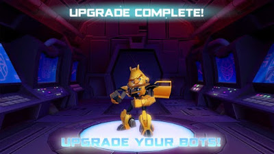 Download Angry Birds Transformers untuk Perangkat iOS, Gratis !