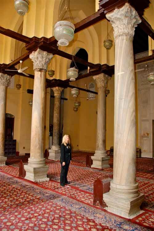Pat Dunlap Dome of Sultan Al-Nassir ModammedIbn Qalawun Islamic Cario