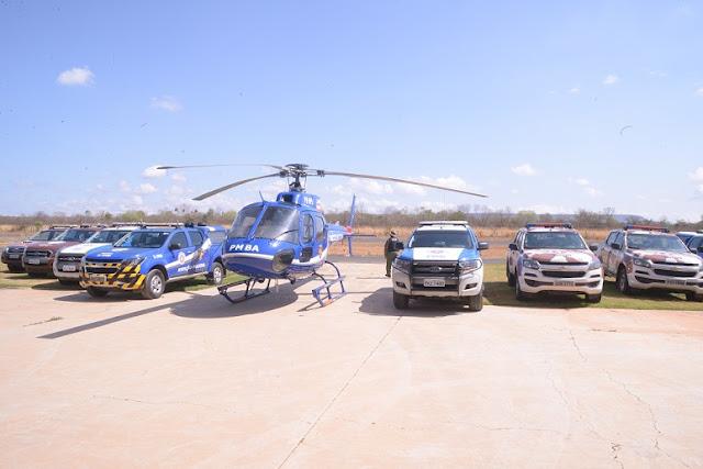 Sinônimo de tranquilidade no Campo, 5ª Operação Safra é lançada oficialmente no Oeste baiano