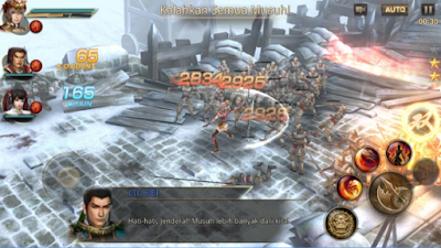 Mod Dynasty Warriors: Unleashed Apk Terbaru Online