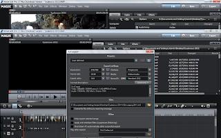 AVI Export Video Settings