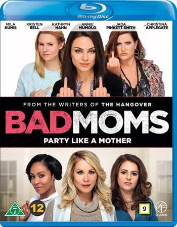 Bad Moms 2016 English 720p BRRip 900MB ESubs